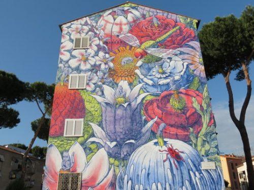 STREET ART A ROMA murales e graffiti