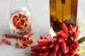 Come fare l'Olio piccante al Peperoncino Fresco o Secco