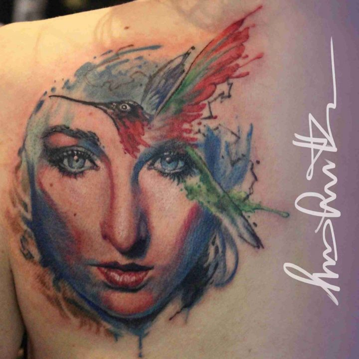WATERCOLOR TATTOO i tatuatori migliori di Italia