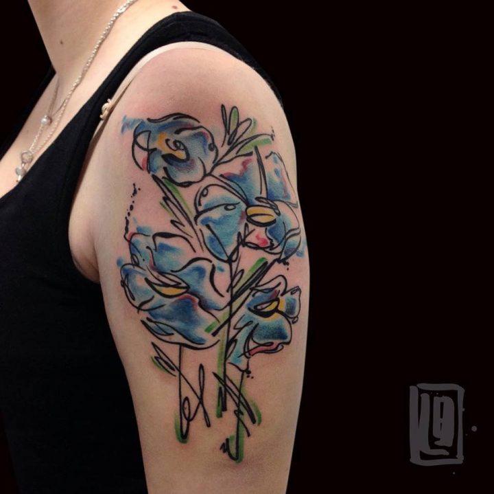 WATERCOLOR TATTOO i migliori tatuatori di Italia