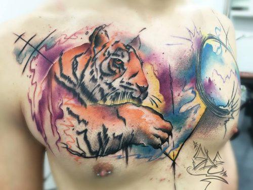 WATERCOLOR TATTOO i tatuatori migliori di Italia