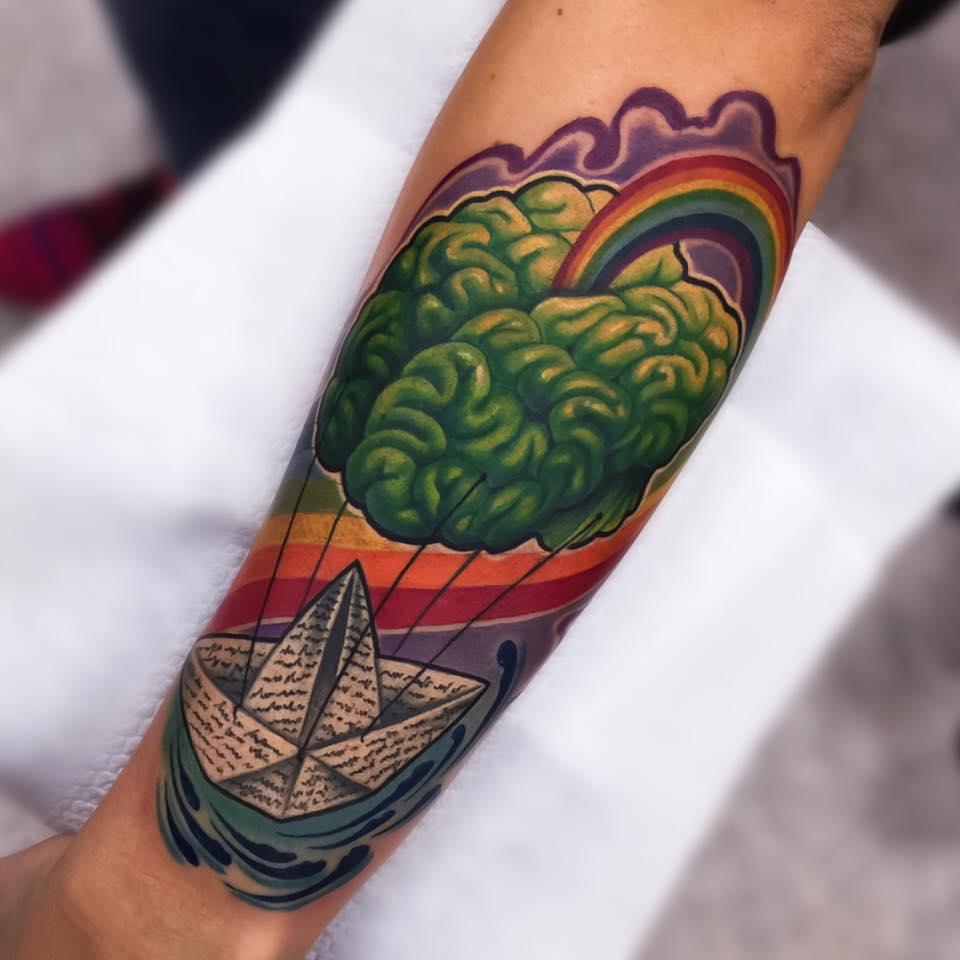 New school tattoo i migliori tatuatori d 39 italia guide for Tattoo shops in illinois