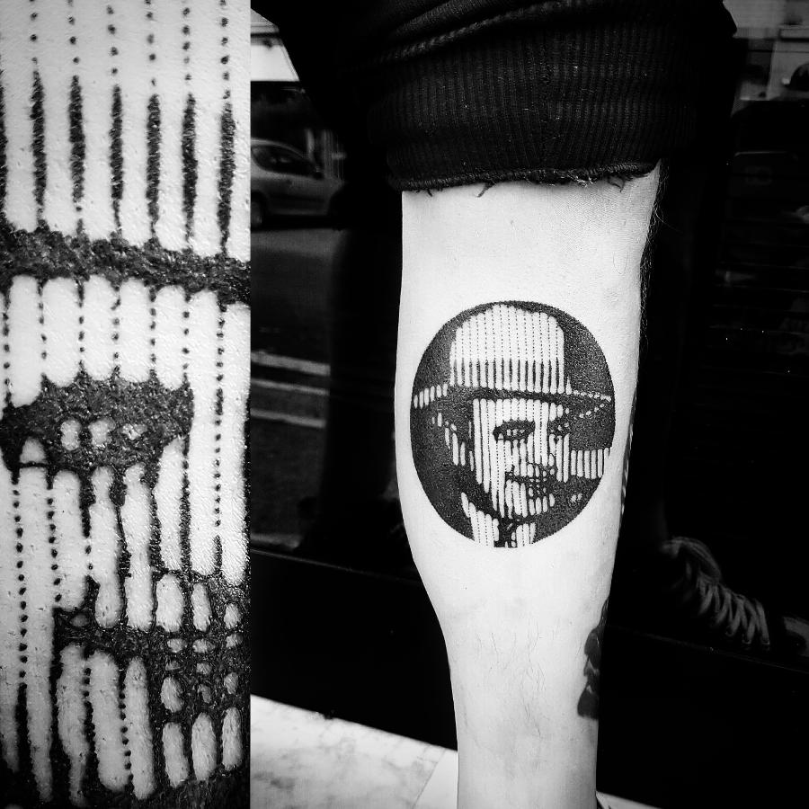 RITRATTI FULL DOTS - Tattoos by Marco Bordi
